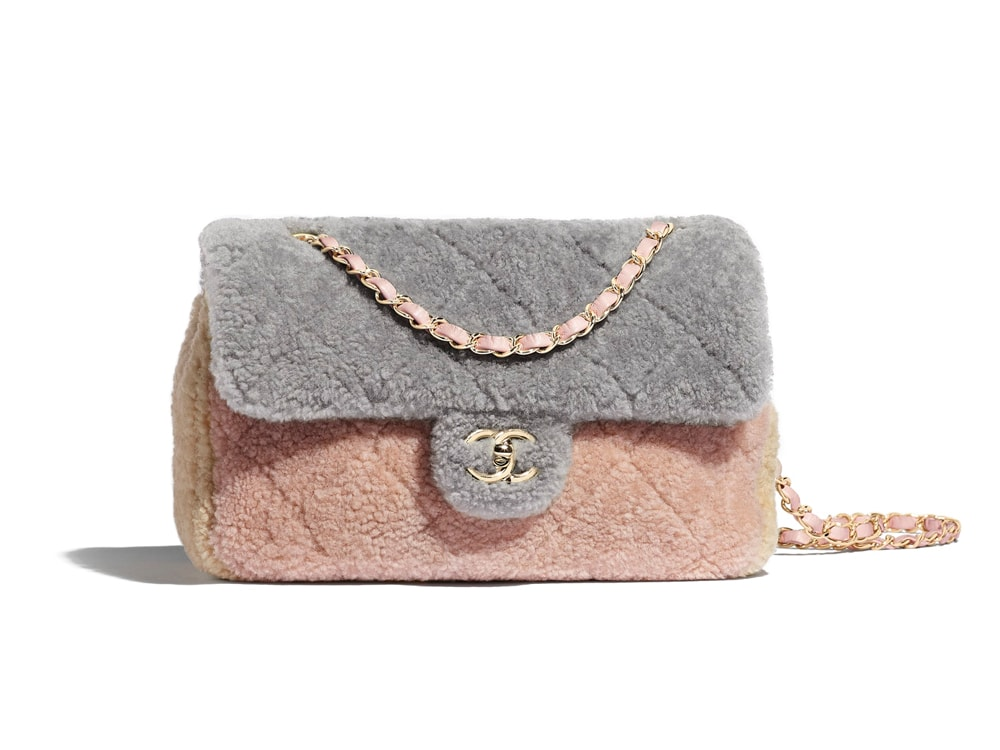Chanel-Shearling-Flap-Bag
