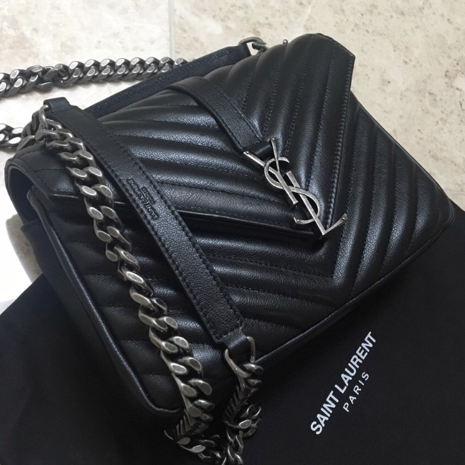 Saint Laurent Medium College Bag